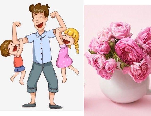 День отца 2020: красивые картинки и открытки к празднику