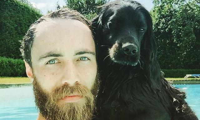 Брат Кейт Миддлтон продает щенков для благотворительности