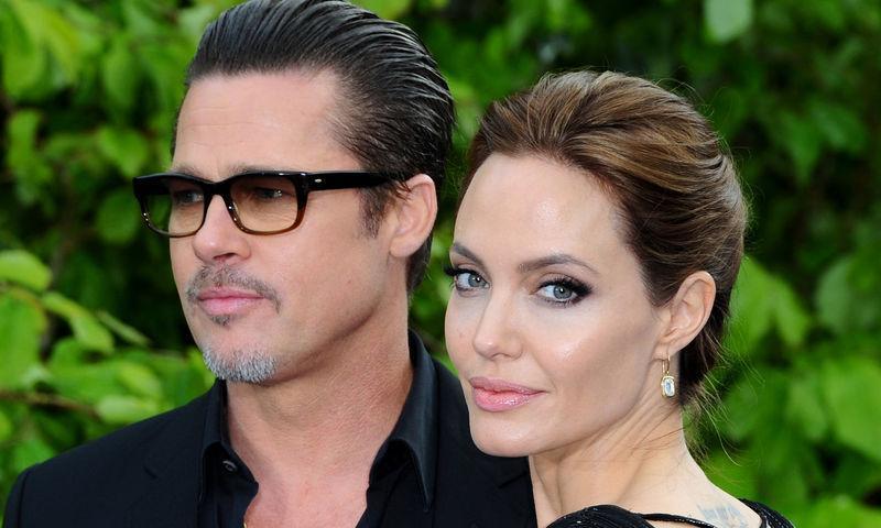 Анджелина Джоли назвала причину, почему развелась с Брэдом Питтом