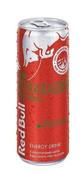 Успей попробовать летом: Red Bull Summer Edition 2020 со вкусом арбуза