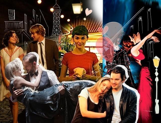 5 фильмов про любовь, Париж и эксцентриков