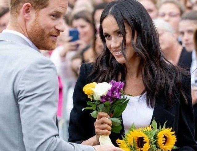 Королевская семья отговаривала принца Гарри жениться, а беременность Меган всех разозлила: подробности новой книги о паре