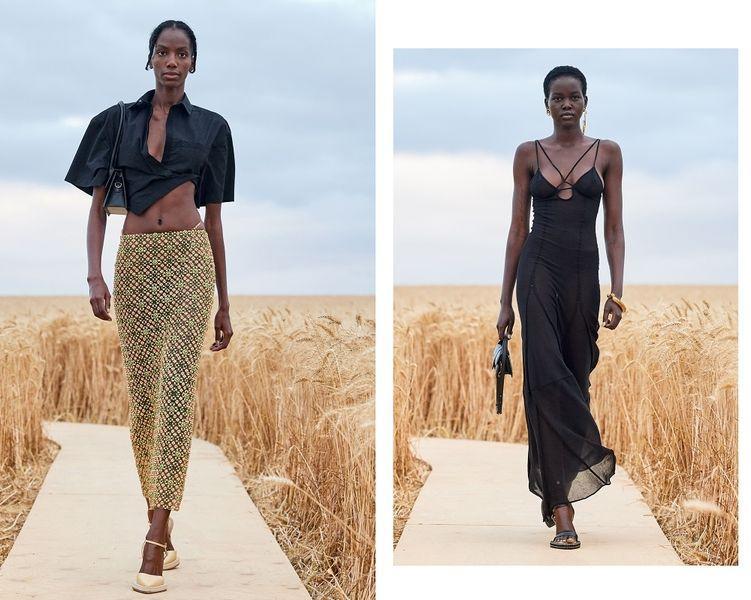 Любовь среди пшеничного поля: Jacquemus представил соблазнительную коллекцию L`Amour (ФОТО)