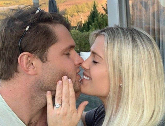 Племянница принцессы Дианы выходит замуж за агента по недвижимости