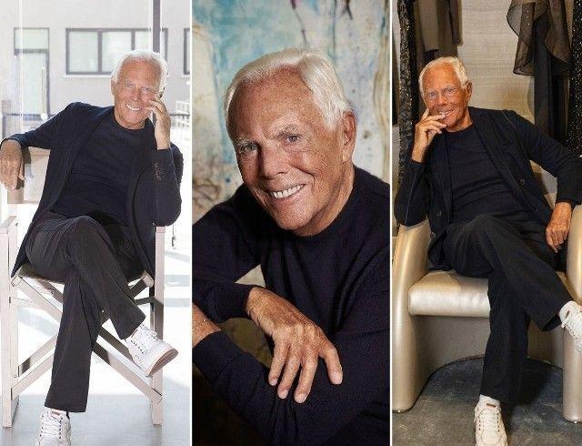 Джорджо Армани исполнилось 86: подборка лучших цитат выдающегося модельера