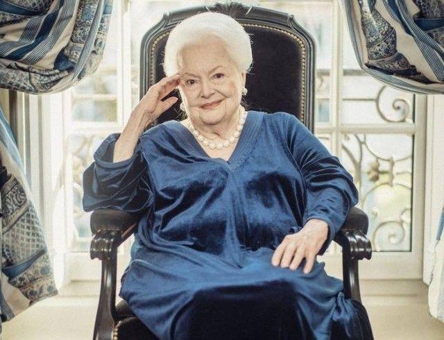 """Умерла 104-летняя звезда """"Унесенных ветром"""""""