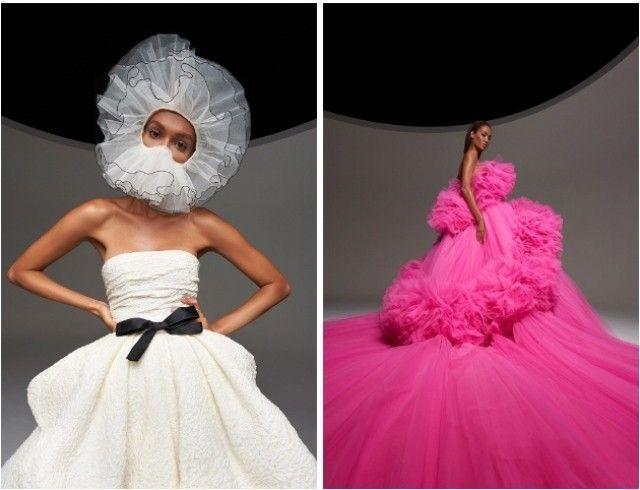 Кутюр и пандемия: обзор Недели высокой моды в Париже (ФОТО)