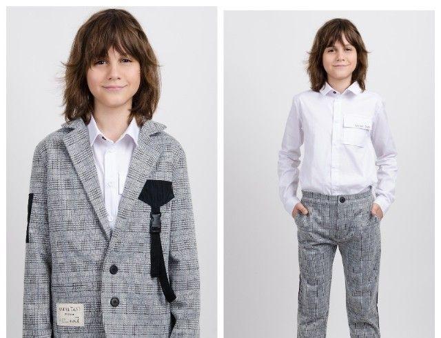 Скоро в школу! Андре Тан представил осенне-зимнюю коллекцию и рассказал о трендах детской моды (ФОТО)