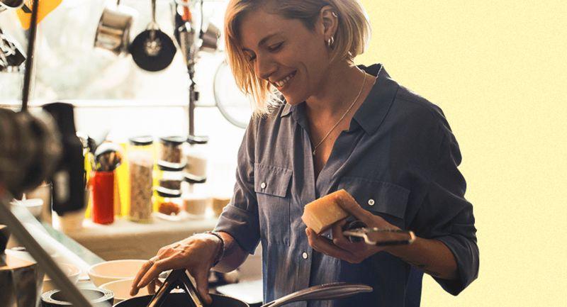 Как приучить себя к готовке дома и полезному питанию