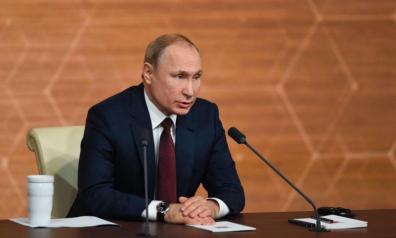Владимир Путин: о второй волне и вакцине от коронавируса