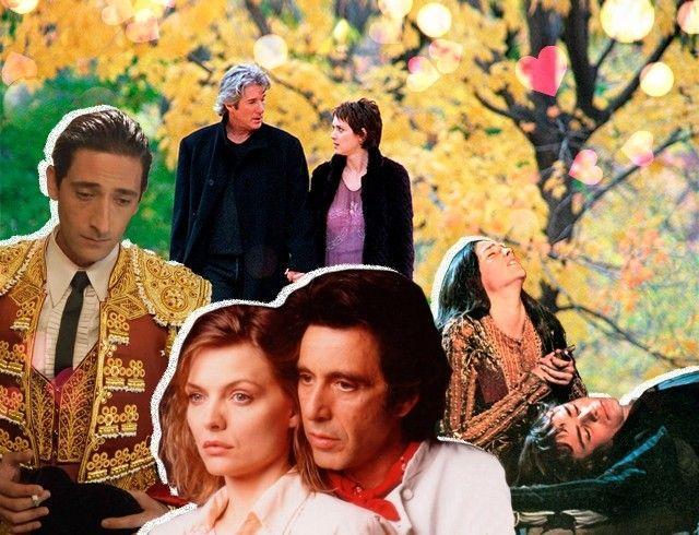Фильмы о любви. Пять гениальных картин на все времена о настоящих чувствах
