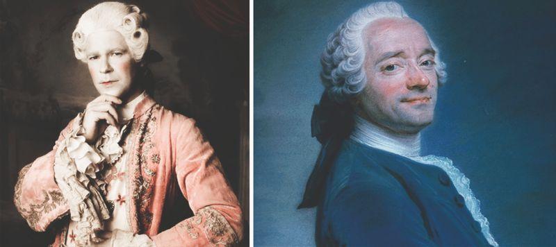От устрашения до стремления к здоровой внешности: краткая история мужского макияжа