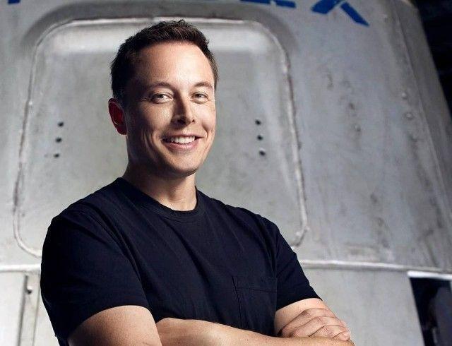 Илон Маск не смог распознать сложное имя своего сына