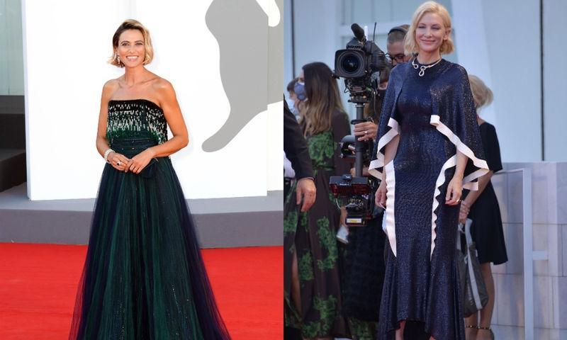 Тейлор Хилл, Тильда Суинтон и другие звезды на открытии Венецианского фестиваля
