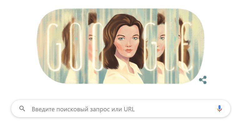 Легенда европейского кино: Google выпустил дудл ко дню рождения актрисы Роми Шнайдер (ФОТО)