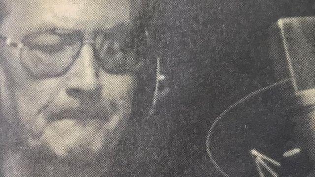 Умер Николай Козий, известный украинский диктор