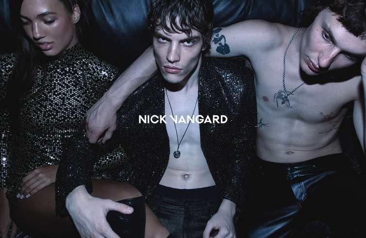 Макс Барских запускает собственную линию одежды под брендом NICK VANGARD