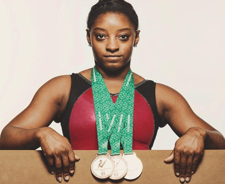 Календарь Heroine: 13 октября 2019 года Симона Байлз стала самой титулованной гимнасткой в истории Чемпионата мира