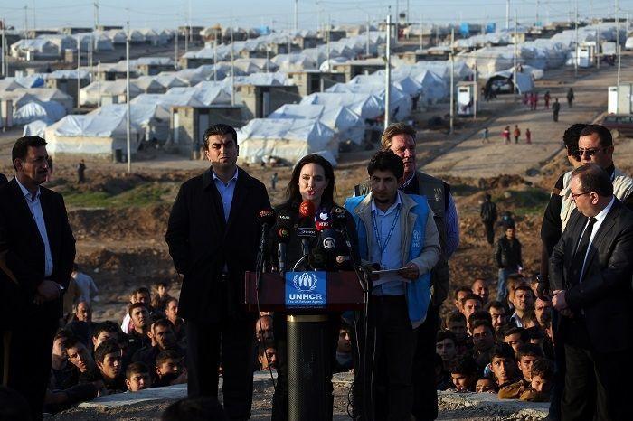 """""""Знай свої права"""": Анджеліна Джолі та Amnesty International випустять спільну книгу для підлітків"""