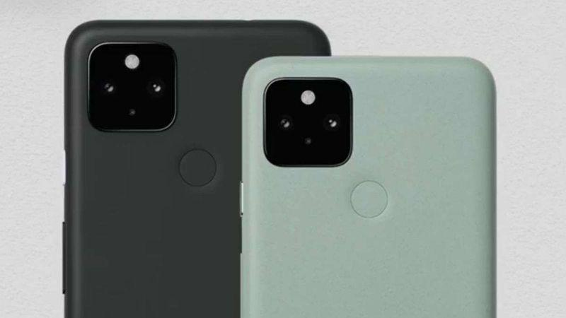 Google официально представили смартфоны Pixel 4a и Pixel 5 (+видеопрезентация)