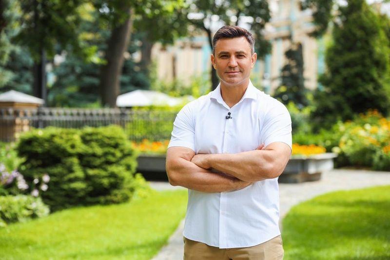Депутат Николай Тищенко заболел коронавирусом