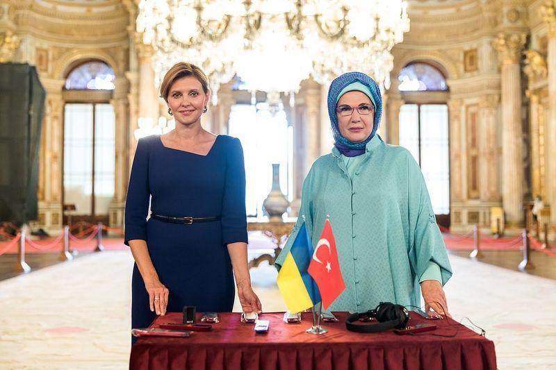 Украиноязычные аудиогиды запустили сразу в трех музеях Турции (ФОТО+комментарий Елены Зеленской)