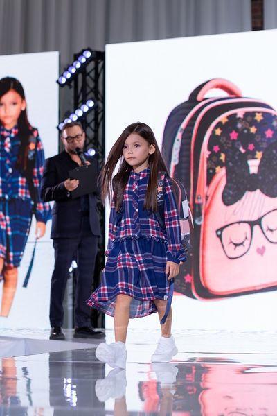 Андре Тан & рюкзаки YES продемонстрували нові тренди в шкільній моді